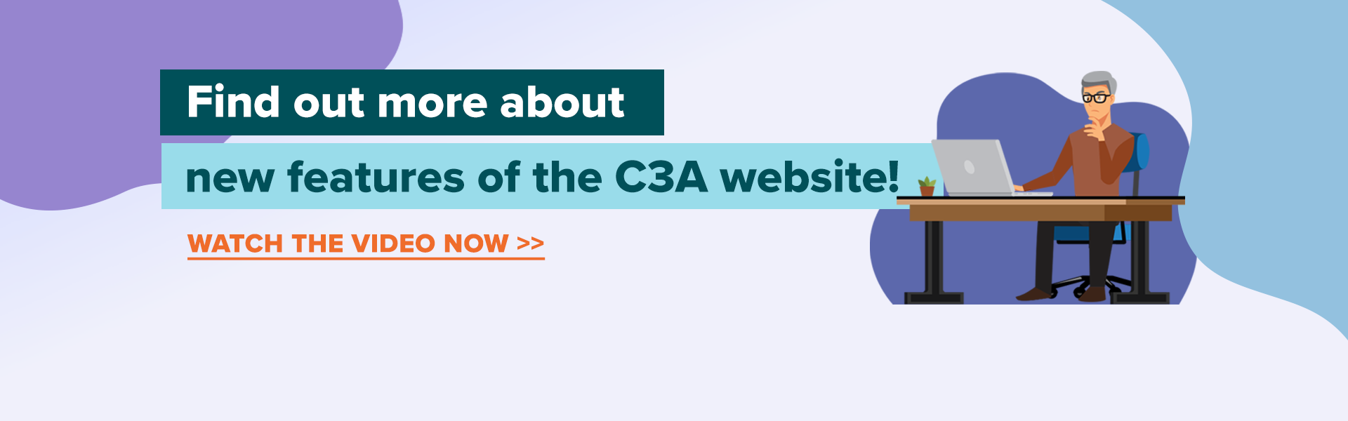 New Features of the C3A Website
