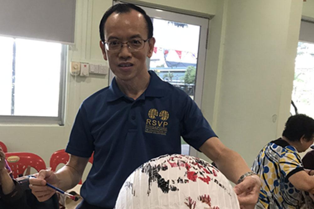 Mr Sium Yeap Tong
