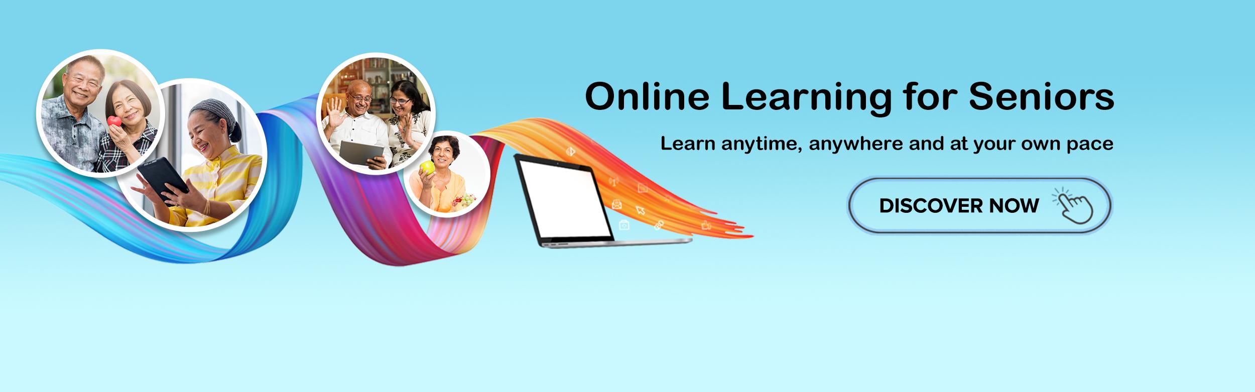 Online Learning for Seniors
