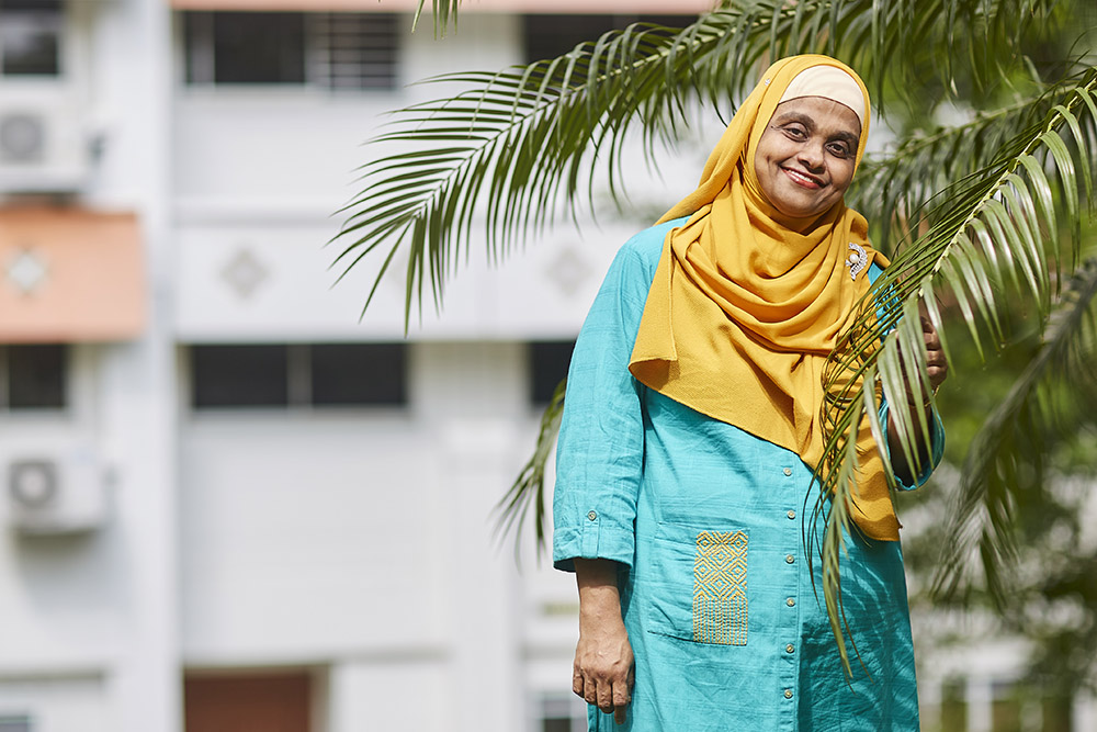 Active homemaker aspires to be an entrepreneur, arising from her passion for learning