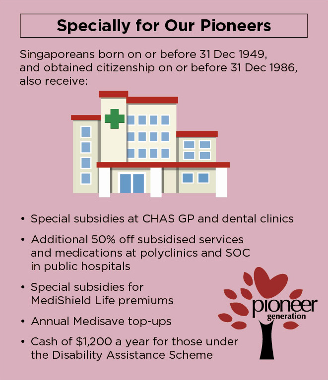Caring for Seniors - Specially for Our Pioneers