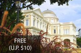 Free entry to Museums for Senior Citizens
