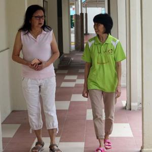 Mdm Chua Kit Han, 65