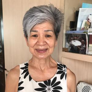 Mdm Theresa Toh, 70