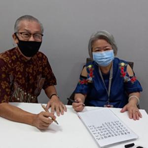 Mr Jimmy Koh, 67