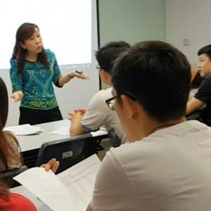 Ms Joan Ling, 58